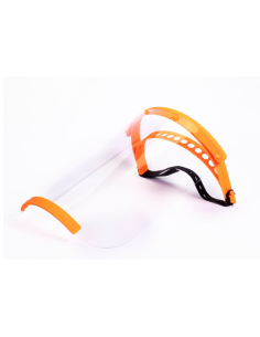 Replacement visor for Prusa...