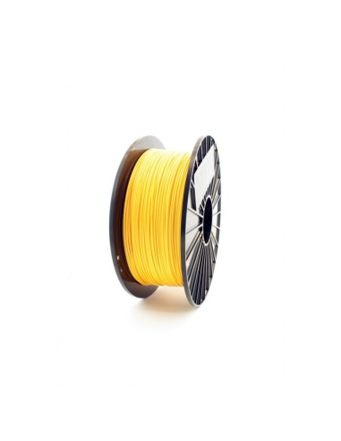 PLA plastic for 3D printing 1kg, yellow