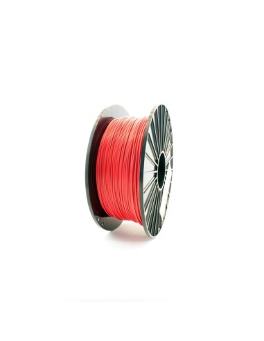 PLA plastic for 3D printing 1kg, red
